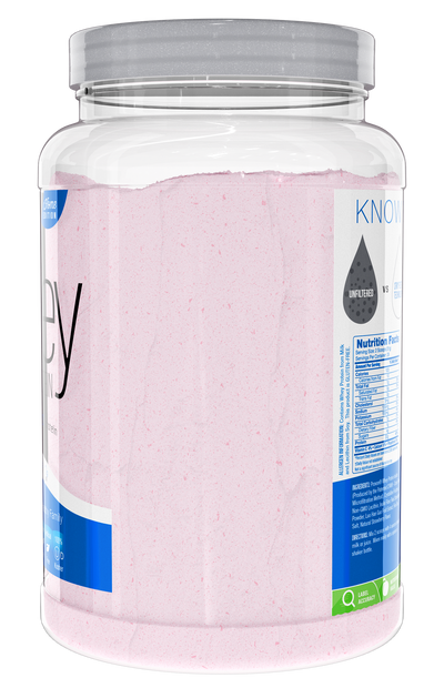 Whey Isolate Protein Premium Flavor Strawberry