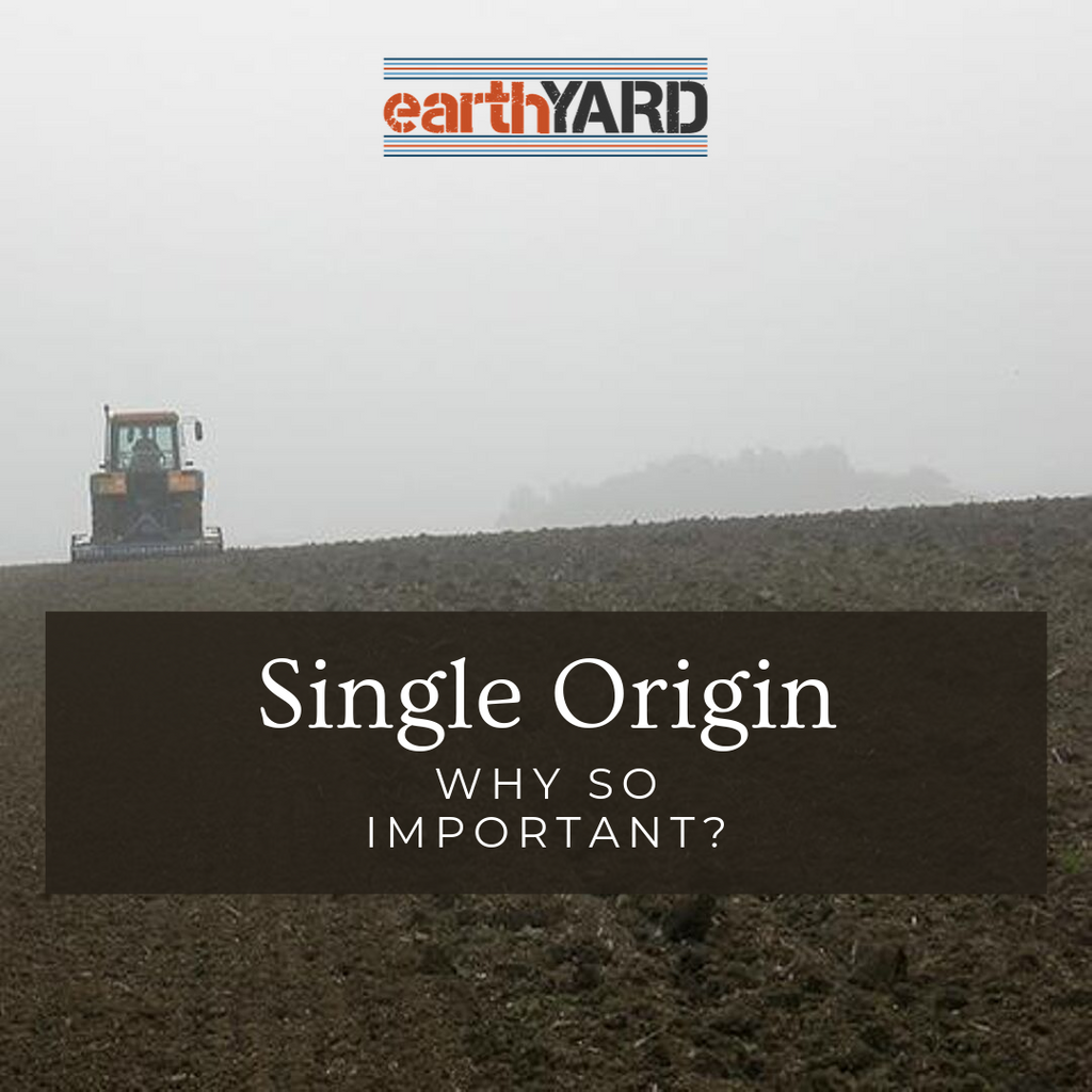 Single Origin - Why so important?