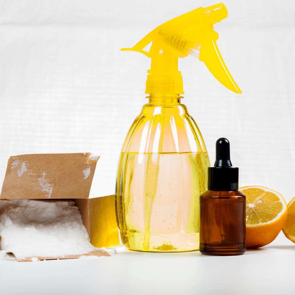 8 DIY Green Living Cleaning Hacks with Essential Oils