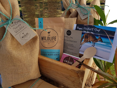 Eco Friendly Mothers Day Gift Packs