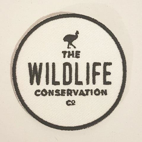 "Organic Cotton 3"" Patch  
