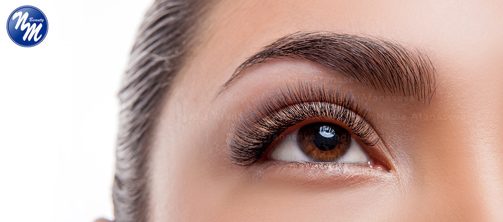 ultra thin eyelash extensions natural lashes thickness volume
