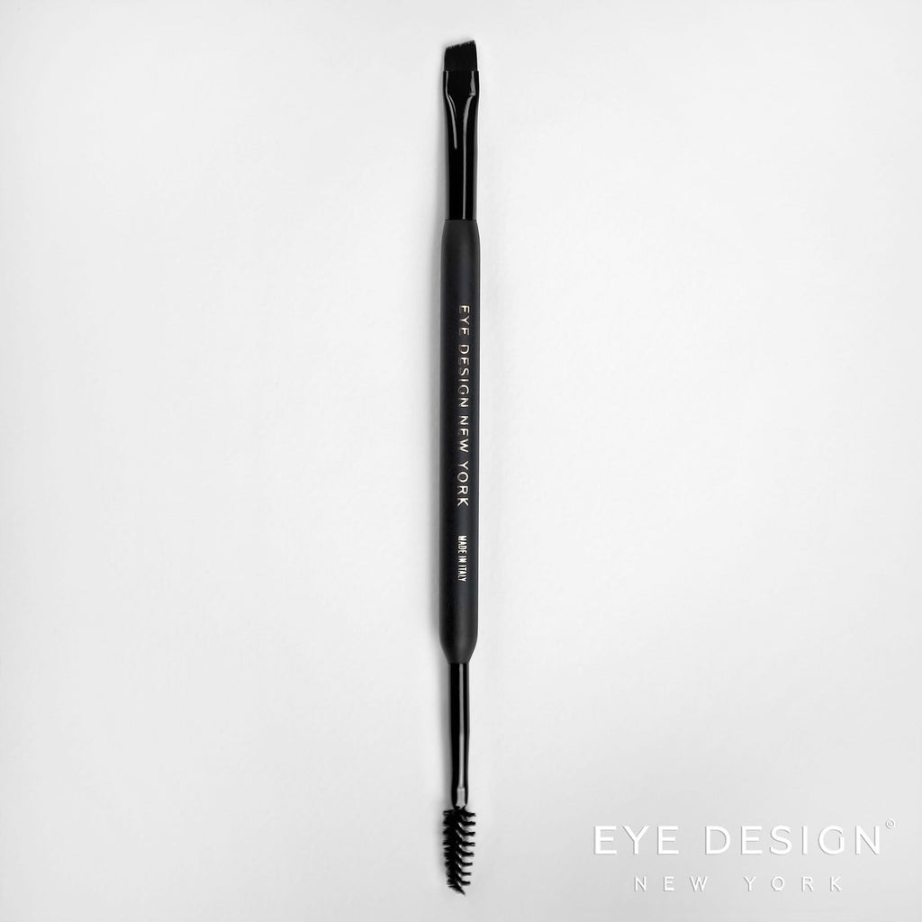 Double ended (dual) brow brush Eye design New York