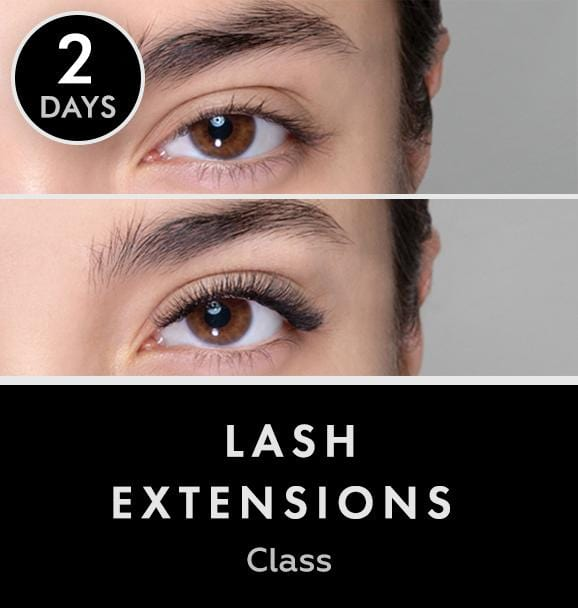 Basic Eyelash Extensions Class | 2 days