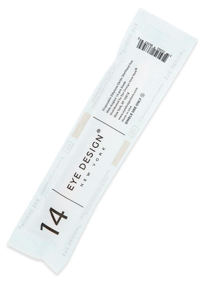 Disposable Microblading pen 14-pin