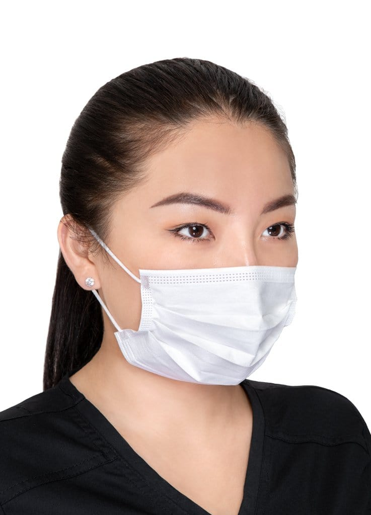 Disposable Medical Face Mask - 3 layers of filtration