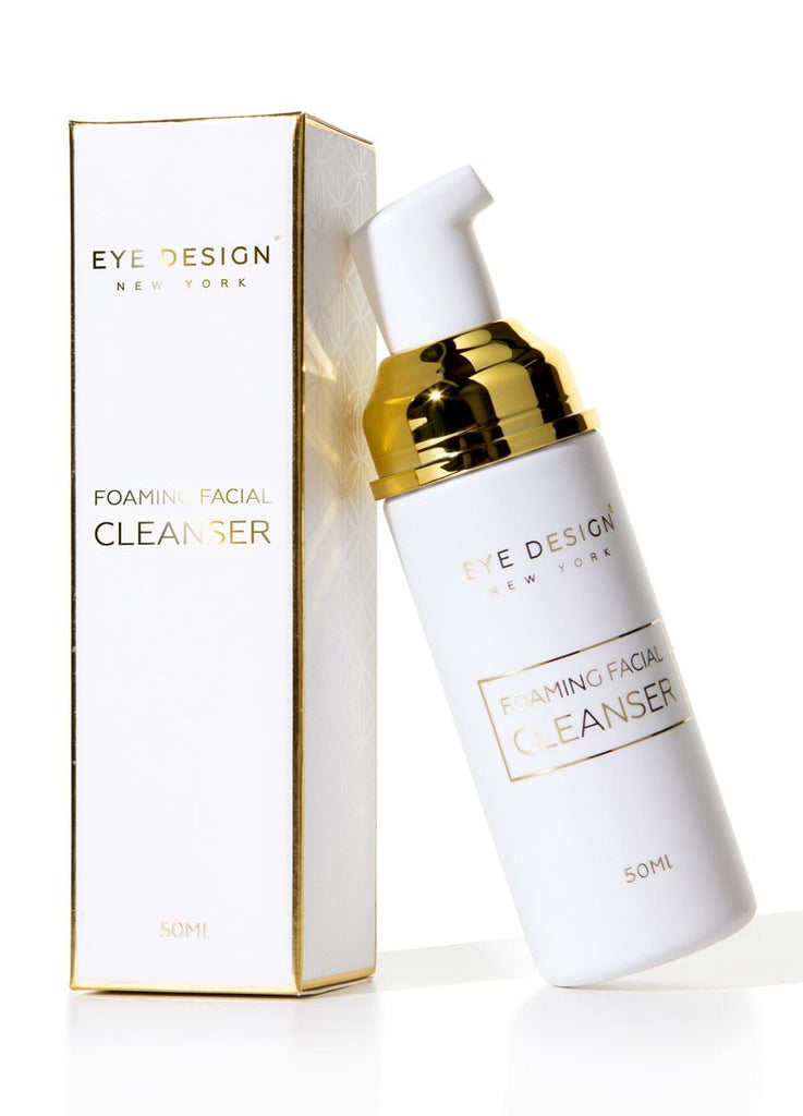 Eye Design Foaming Facial Cleanser