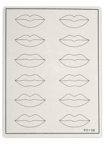 Practice Skin - Shapes of Lips