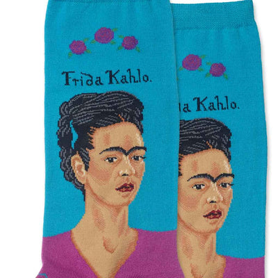 Frida Kahlo sock