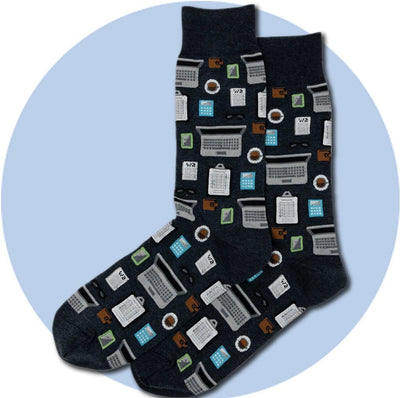 Men's Socks - Accountant