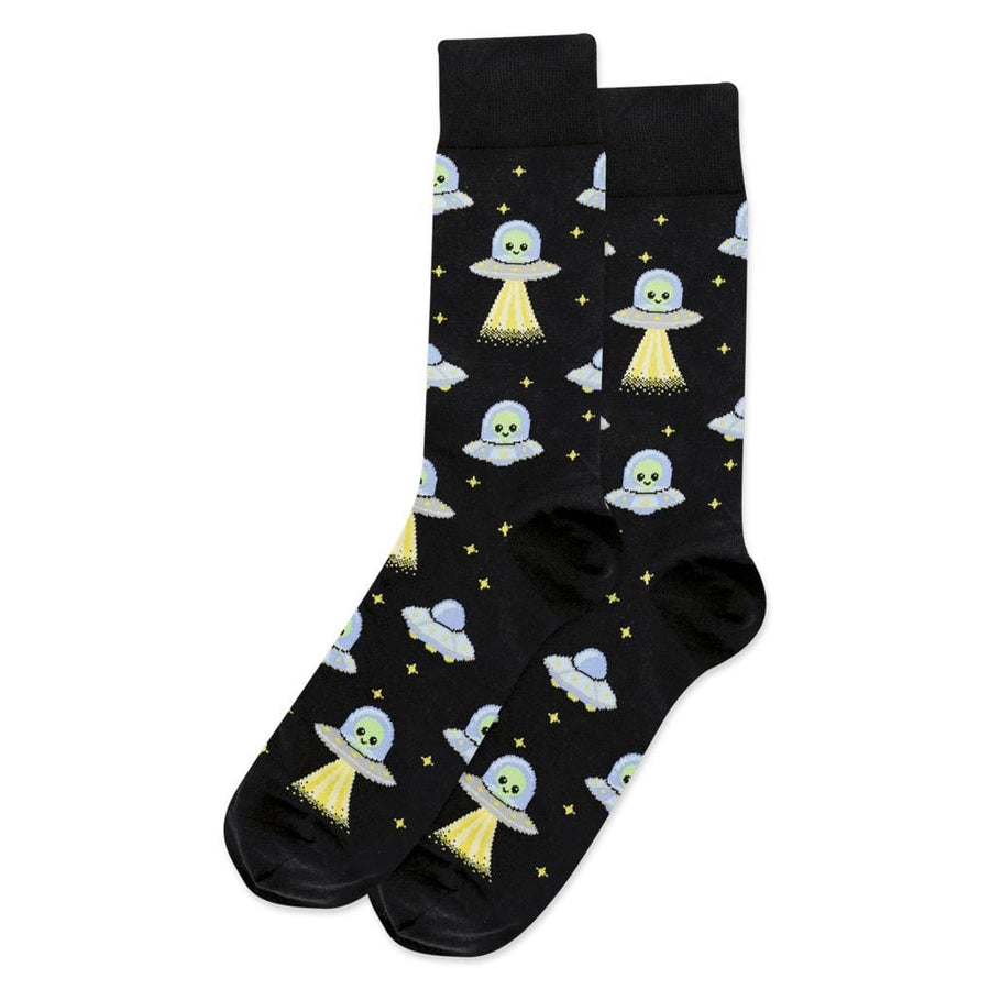 Men's Socks - Aliens