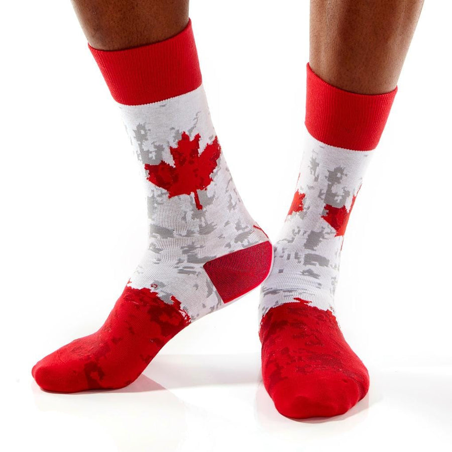 Men's Socks - Canada Proud