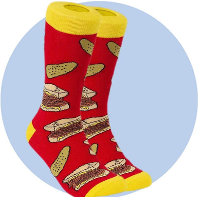 Men's Socks - Montreal Smoked Meat