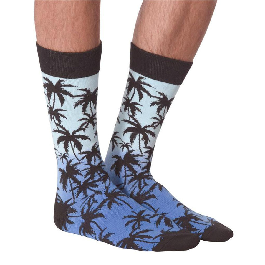 Men's Socks - Palms