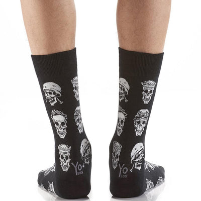 Men's Socks - Skull Crusher