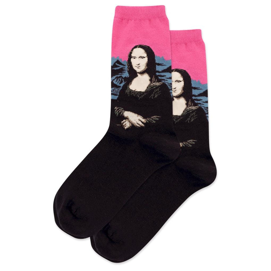 Women's Socks - Mona Lisa
