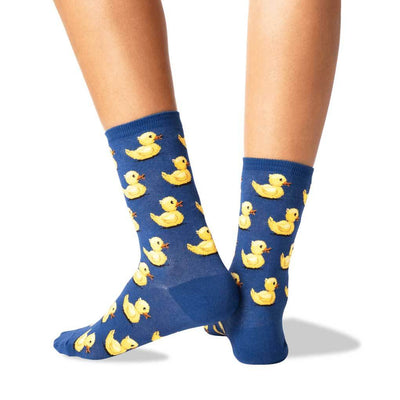 Women's Socks - Rubber Ducks