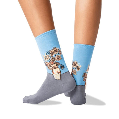 Women's Socks - Sunflowers