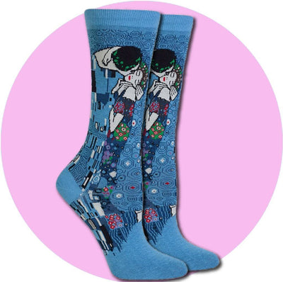 Women's Socks - The Kiss