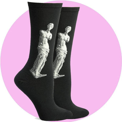 Women's Socks - Venus De Milo