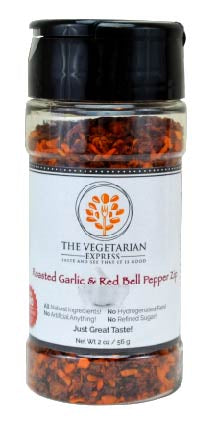 Roasted Garlic and Red Pepper Zip 2 oz.