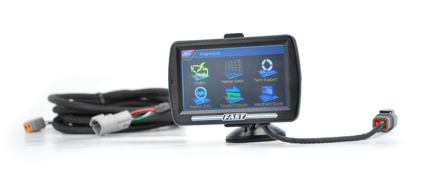 EZ-EFI Retro-Fit Color Touchscreen Hand-Held Upgrade