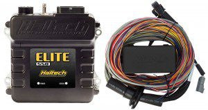 Elite 550 ECU + 2.5m (8 ft) Premium Universal Wire‐in Harness Kit