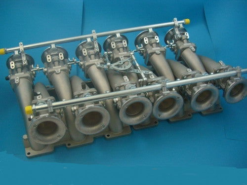 Jaguar V12 throttle body kit SF45 CKJR04