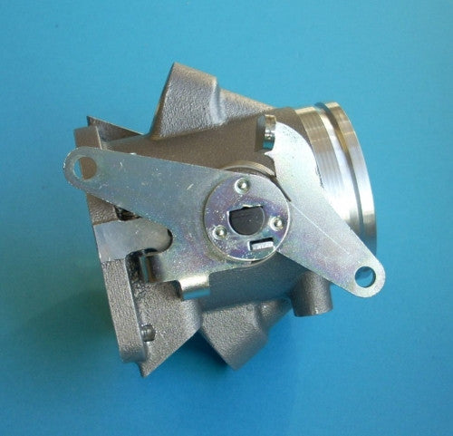 SS40/0/2 Spigot Body 2 inj only 40mm bore