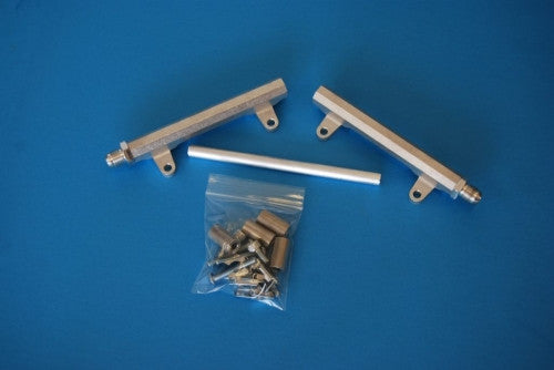 TBR32 Fuel rail kit -6 ali 2 twins