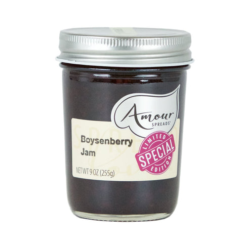 Amour Spreads - Boysenberry Jam