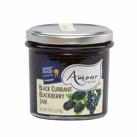 Amour Spreads - Black Currant Blackberry Jam