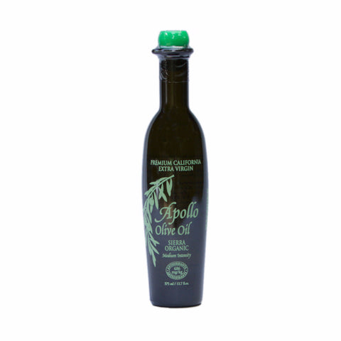 Apollo Olive Oil - Sierra Organic Extra Virgin Olive Oil 2016 Harvest