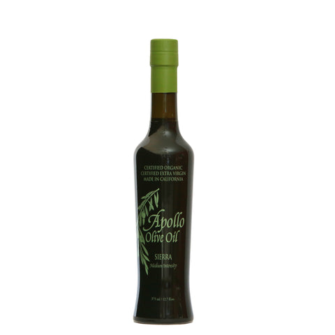 Medium Apollo Olive Oil - Sierra Organic Extra Virgin Olive Oil 2018 Harvest