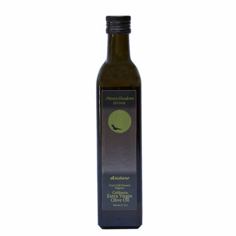 MoonShadow Grove - Ascolano Extra Virgin Olive Oil 2015 Harvest