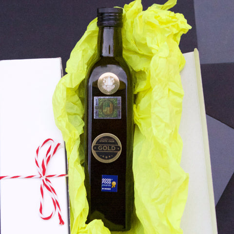 Award Winning Moonshadow Extra Virgin Olive Oil in Gift Box