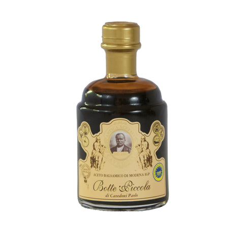 Cavedoni - Botte Piccola Balsamic Vinegar IGP 250ml