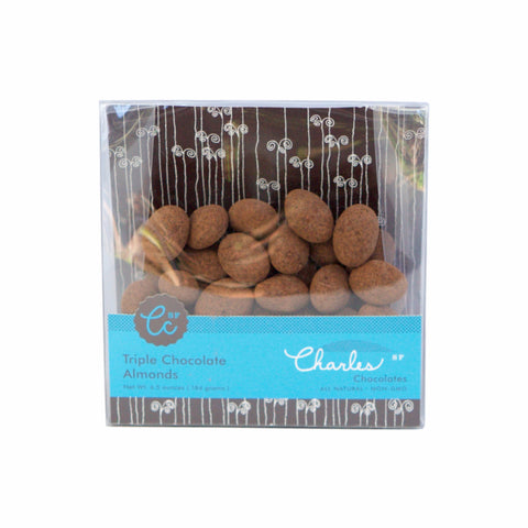 Charles Chocolate - Triple Chocolate Almonds