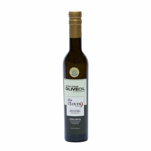 Cloud 9 - French Varietal Extra Virgin Olive Oil 2015 Harvest