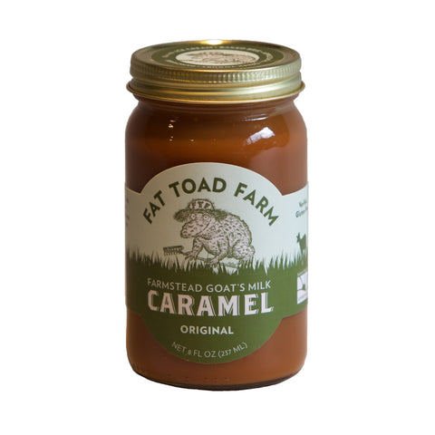Fat Toad Farm - Goat's Milk Caramel