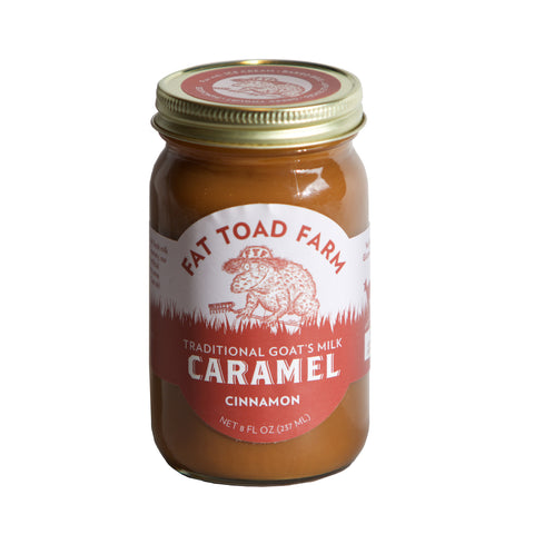 Fat Toad Farm - Cinnamon Caramel Sauce
