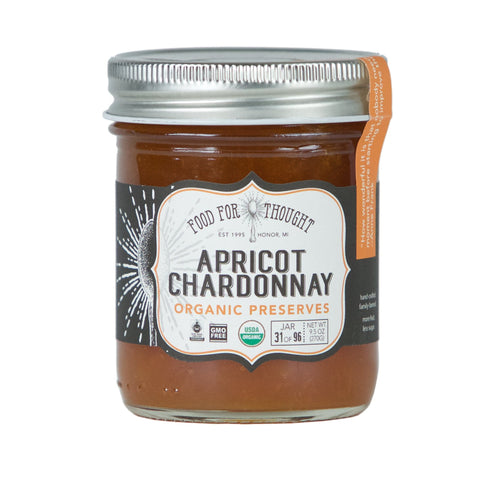 Food For Thought - Apricot Chardonnay