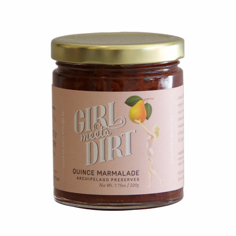 Girl Meets Dirt - Quince Marmalade Spoon Preserve