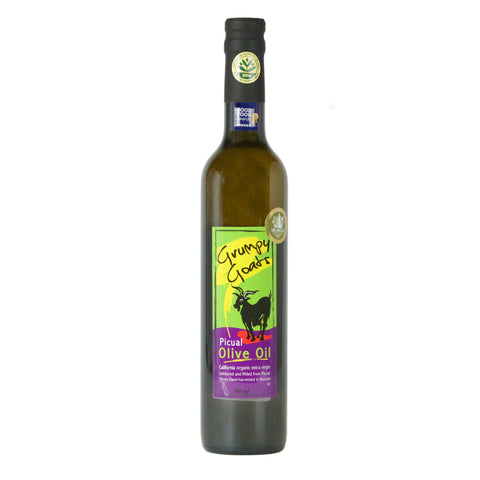 Medium Grumpy Goats - Picual Extra Virgin Olive Oil 2017 Harvest