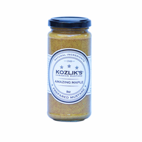 Kozlik Mustard - Amazing Maple