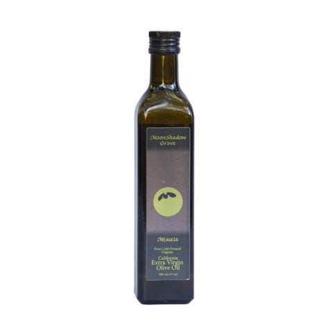 Robust MoonShadow Grove - Miscela Robusta Extra Virgin Olive Oil Organic 2019 Harvest