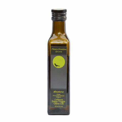 Delicate MoonShadow Grove - Ascolano Extra Virgin Olive Oil Organic 2019 Harvest