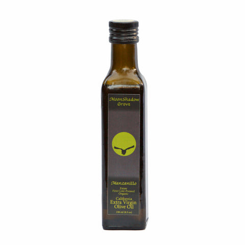 MoonShadow Grove - Manzanillo Extra Virgin Olive Oil 2016 Harvest