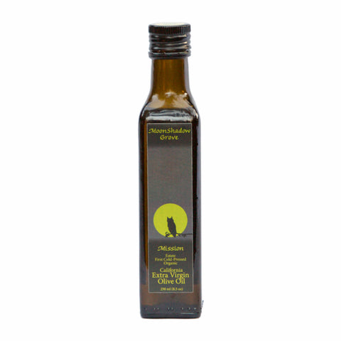 MoonShadow Grove - Mission Extra Virgin Olive Oil 2016 Harvest
