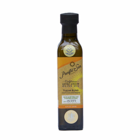 Pacific Sun - Tuscan Extra Virgin Olive Oil 2015 Harvest